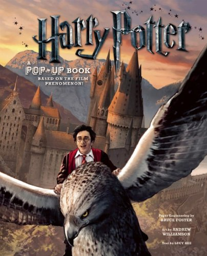 Harry Potter A Pop-Up Book