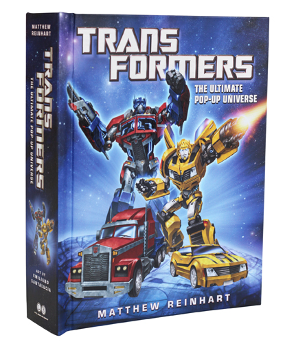 Transformers-the Ultimate Pop-up Universe
