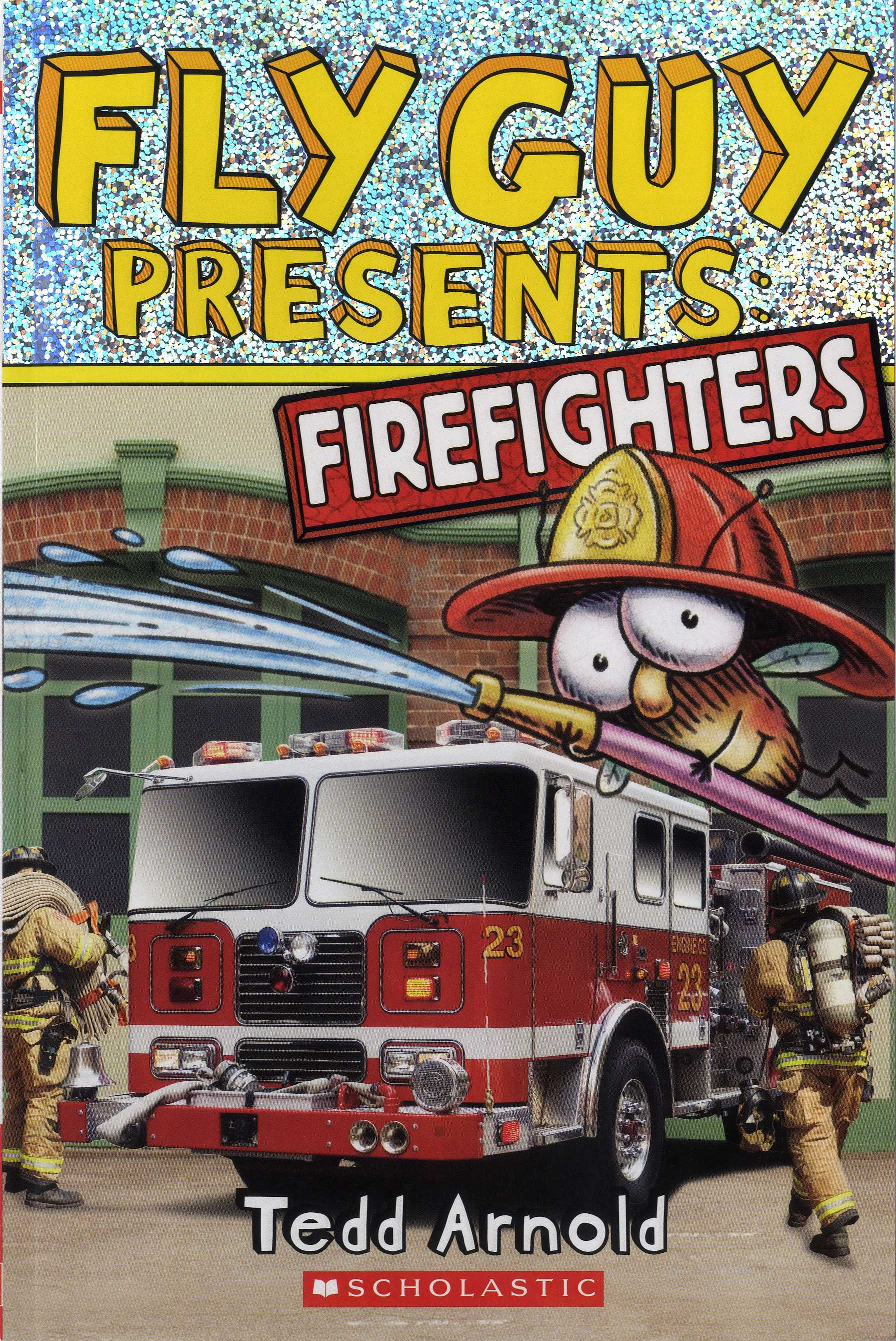 Fly Guy Presents: Firefighters (PB)