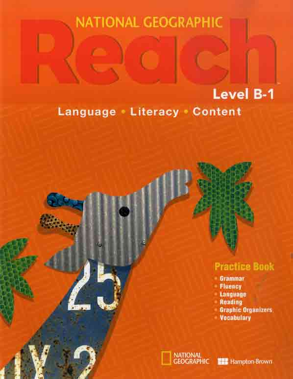 Reach Level B-1 Practice Book 대표이미지