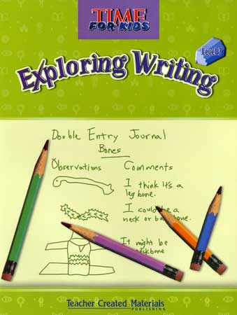 Thumnail : Time for Kids:Exploring Writing Level 3