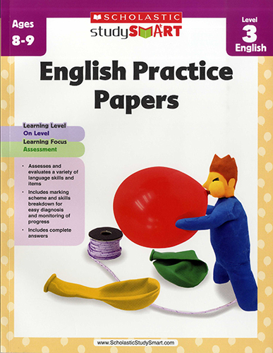 study Smart English practice papers L3