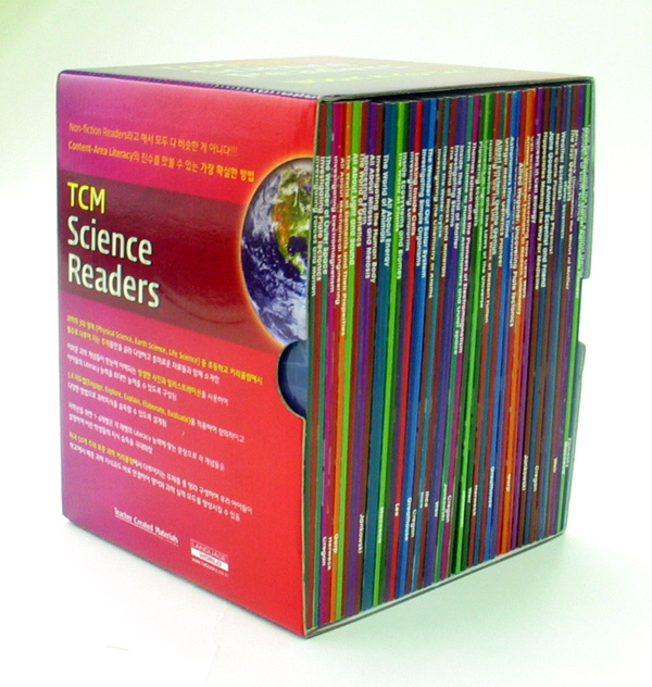 Science Readers (level5~6) Box Set 대표이미지