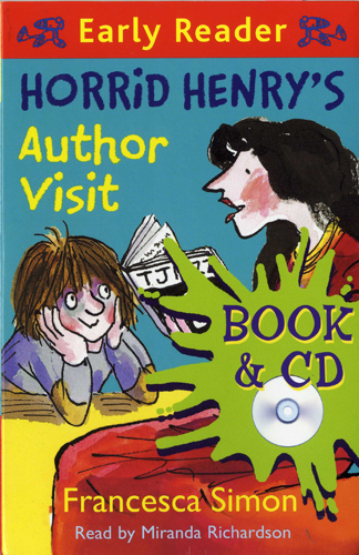 Early Readers Horrid Henry's Author Visit (B+CD)
