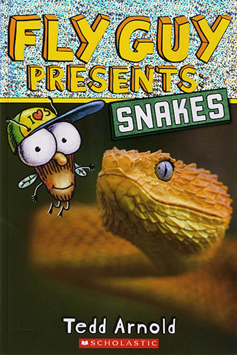 Fly Guy Presents #7 Snakes (PB)