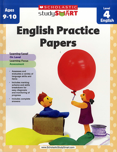 study Smart English practice papers L4