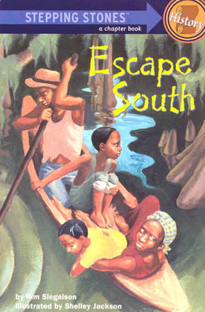 Stepping Stones History : Escape South