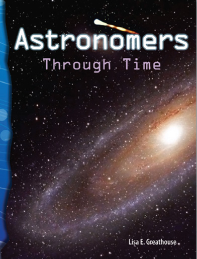 Science Readers5-16:Earth and Space:Astronomers Through Time (B+CD) 대표이미지