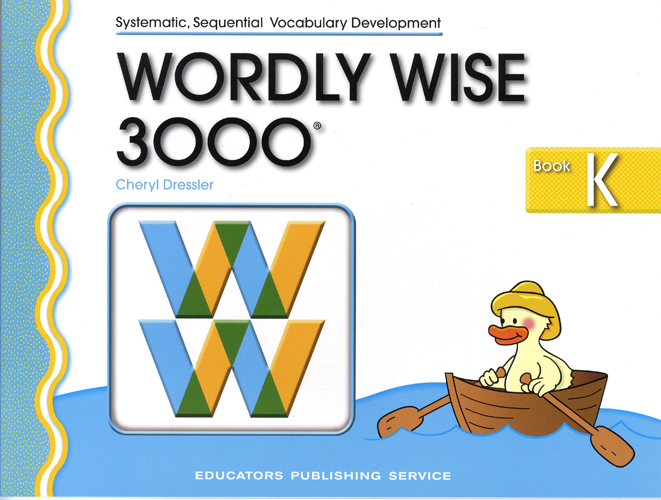 Wordly Wise 3000: Book K