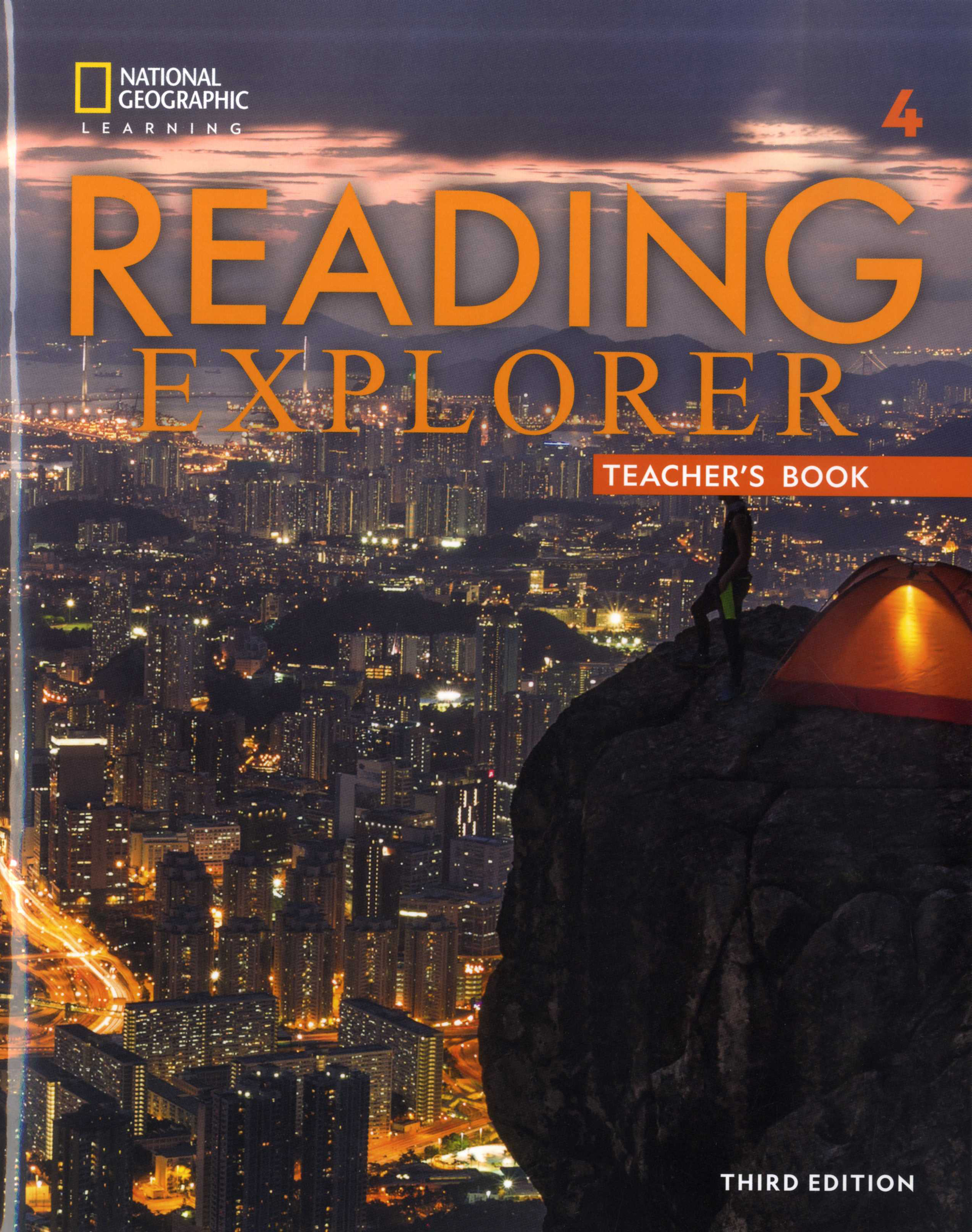 Reading explorer 3/E 4 SB Teacher's Book