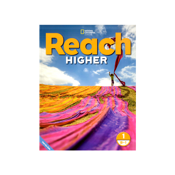 Reach Higher Student Book Level 1B-1 대표이미지