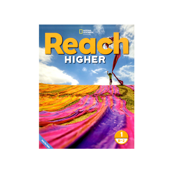 Reach Higher Student Book Level 1B-2 대표이미지