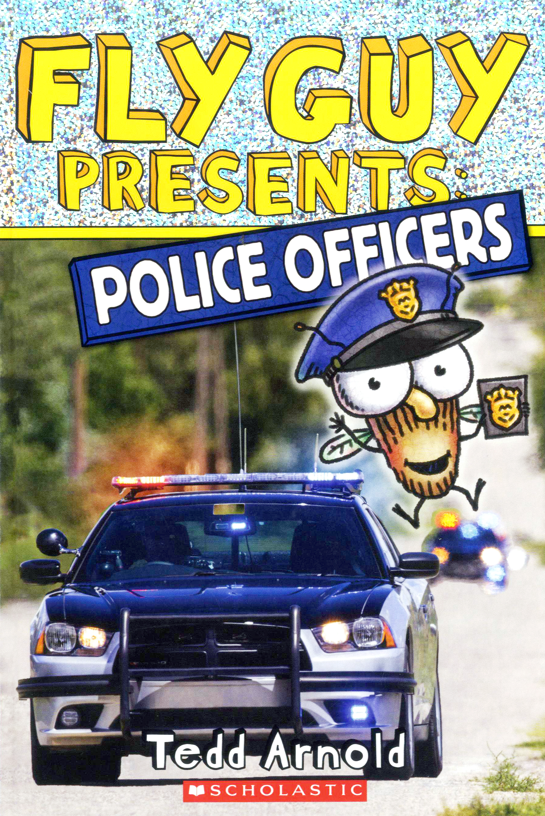 Fly Guy Presents : Police Officers (PB)