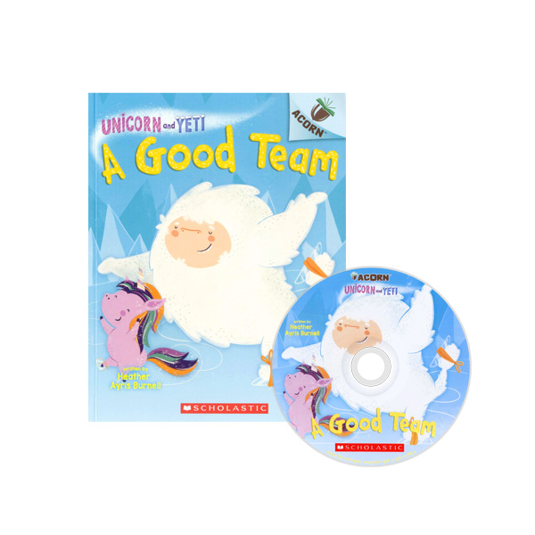 Thumnail : Unicorn And Yeti #2: A Good Team (CD & StoryPlus)