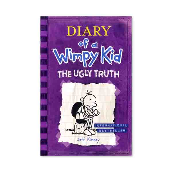 Thumnail : Diary of a Wimpy Kid #5 : The Ugly Truth
