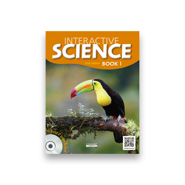 Thumnail : Interactive Science S/B 1 (With Hybrid CD) 2nd