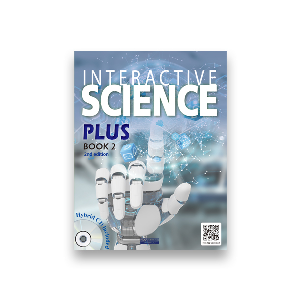 Interactive Science Plus S/B 2 (With Hybrid CD) 2nd 대표이미지