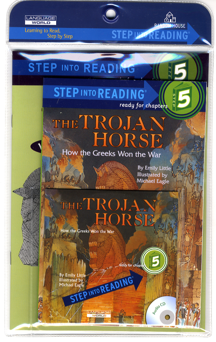 Thumnail : Step Into Reading 5 TroJan Horse(B+CD+W)
