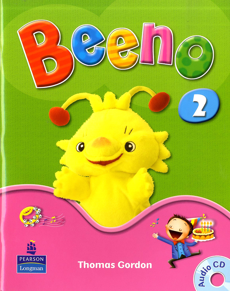 Thumnail : Beeno Student Book 2 (With CD)