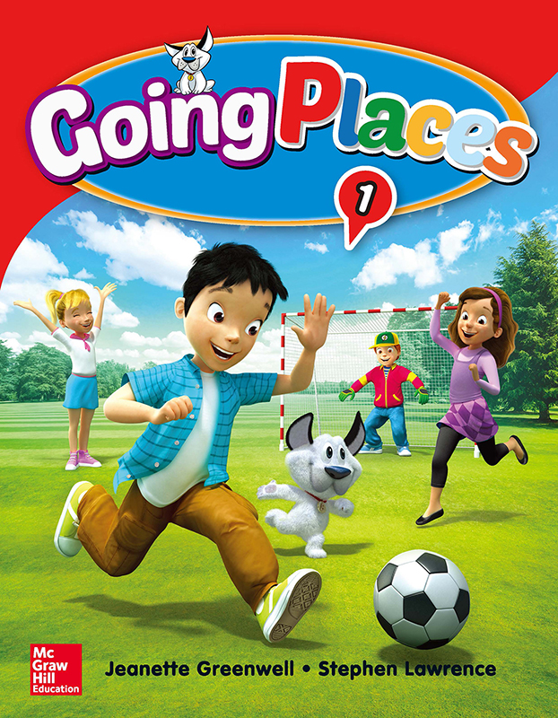 Going Places Level 1 Student Book with Workbook 대표이미지