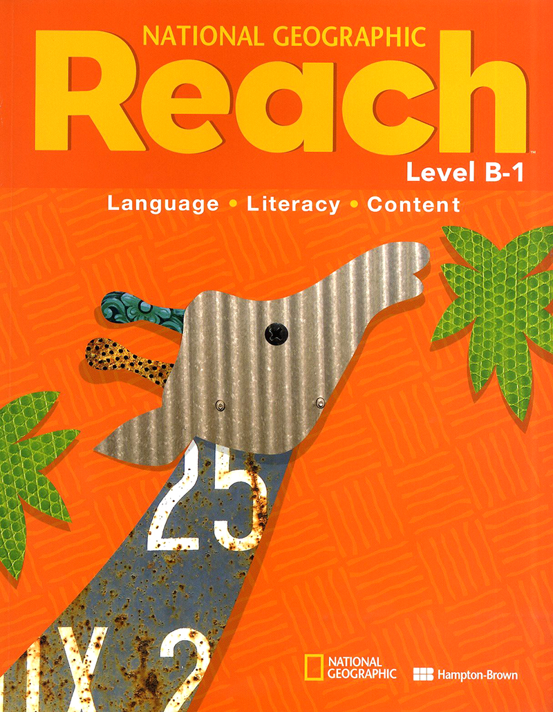 Thumnail : Reach Level B-1 S/B (with Audio CD)