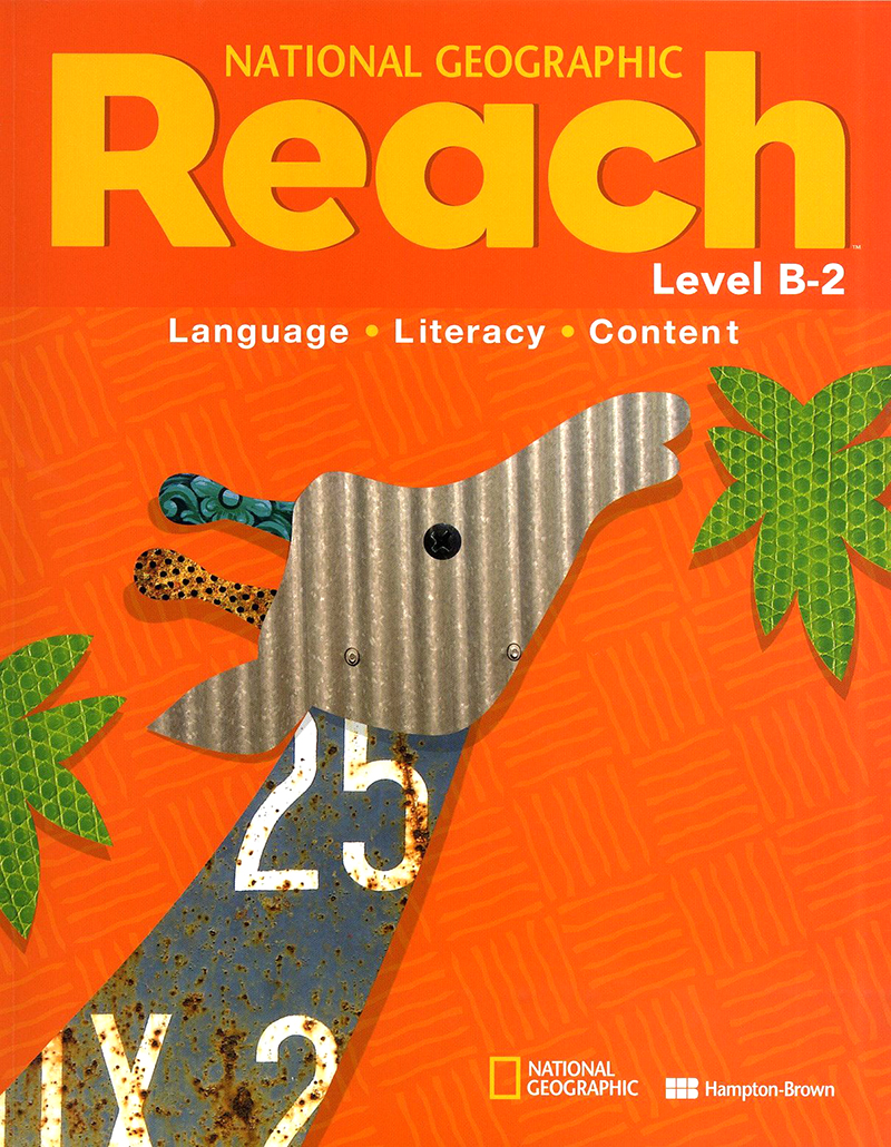 Thumnail : Reach Level B-2 S/B (with Audio CD)