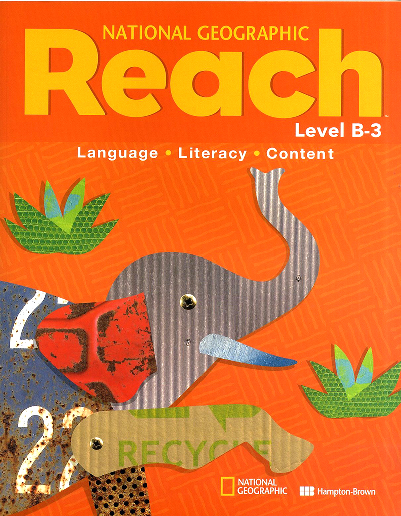 Reach Level B-3 S/B (with Audio CD) 대표이미지