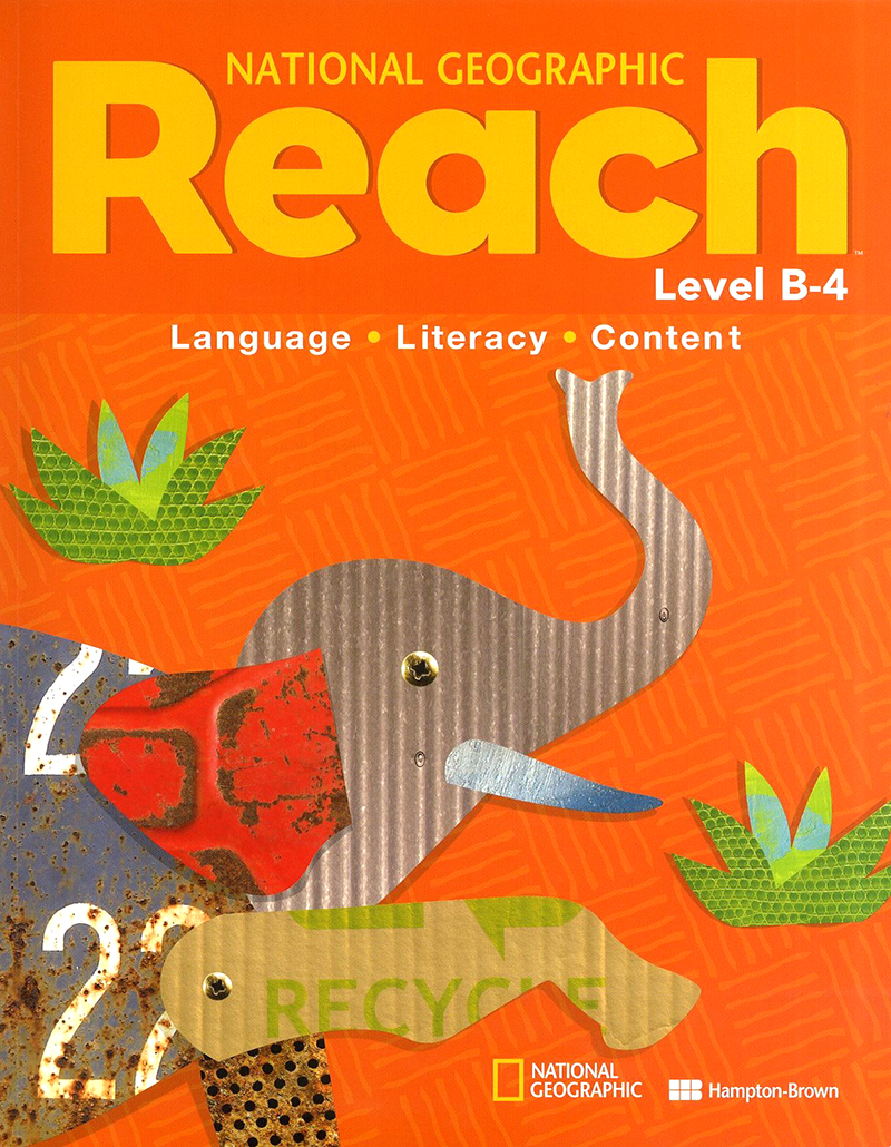 Reach Level B-4 S/B (with Audio CD) 대표이미지