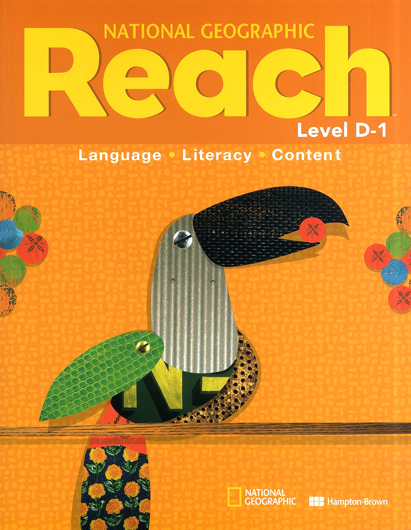 Thumnail : Reach Level D-1 S/B (with Audio CD)