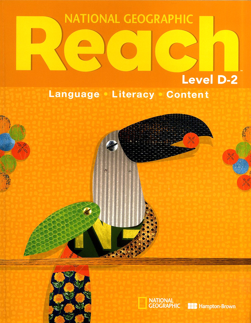 Thumnail : Reach Level D-2 S/B (with Audio CD)