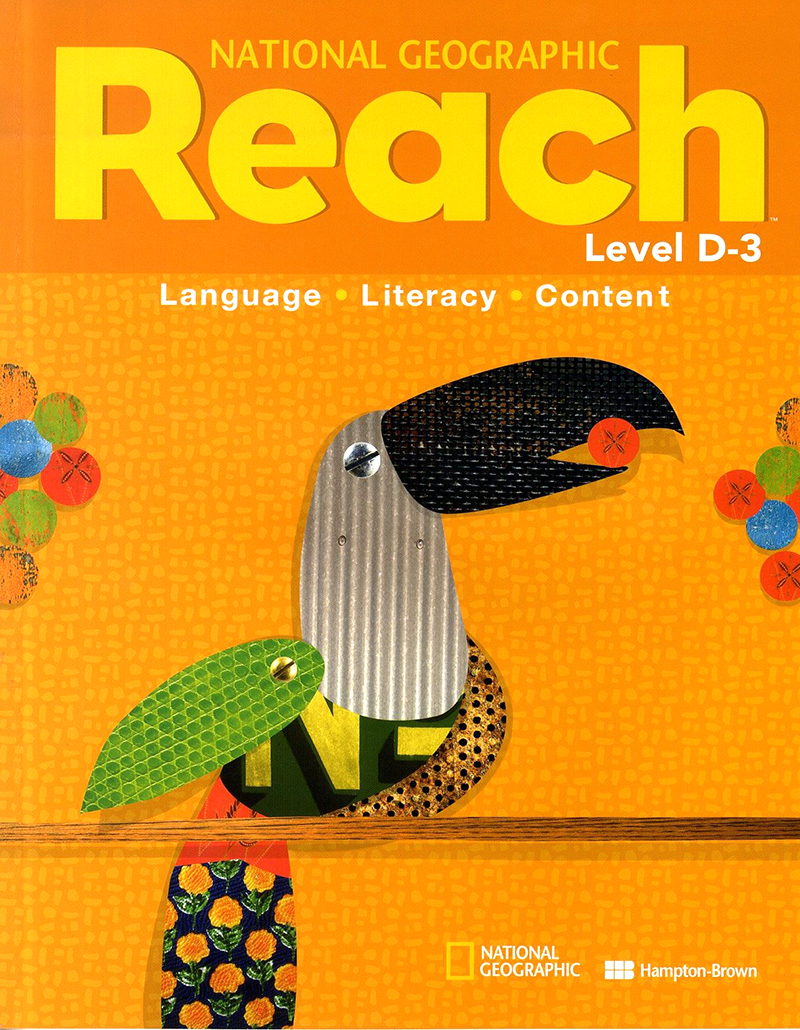 Thumnail : Reach Level D-3 S/B (with Audio CD)