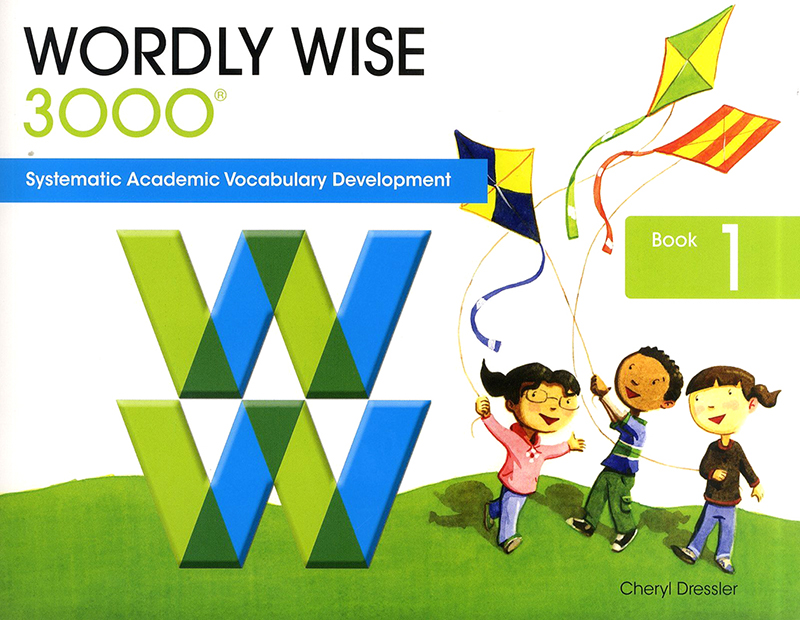 Wordly Wise 3000: Book 01