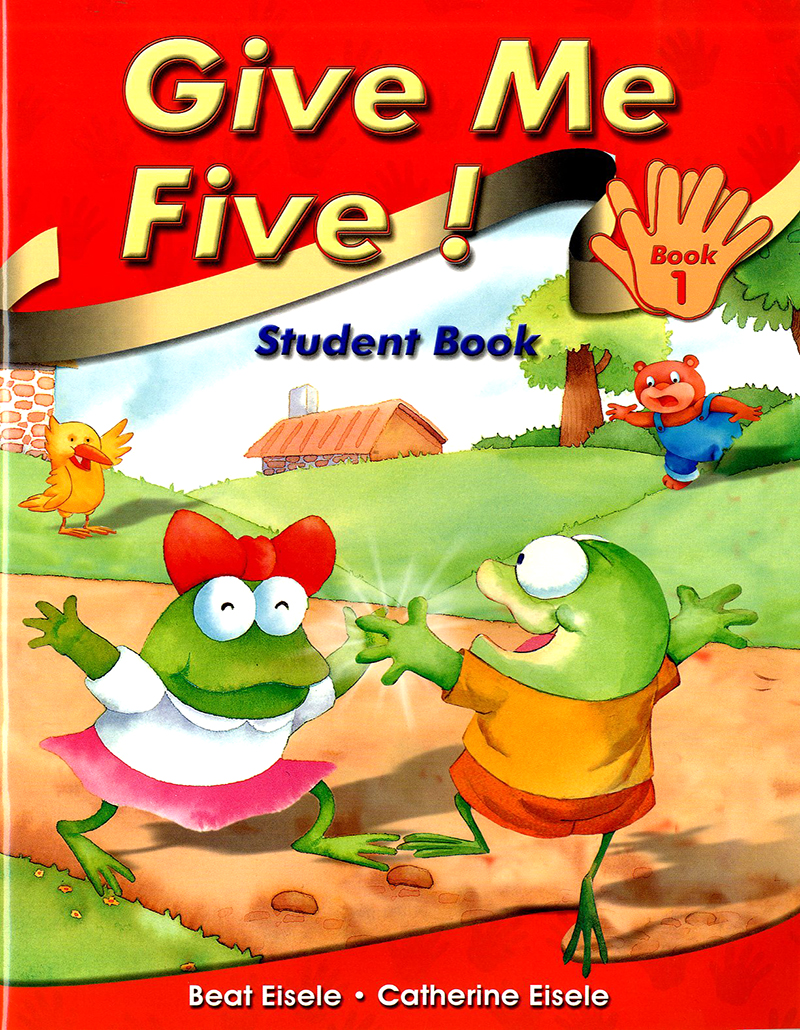 Give Me Five! Book 1 Student Book 대표이미지