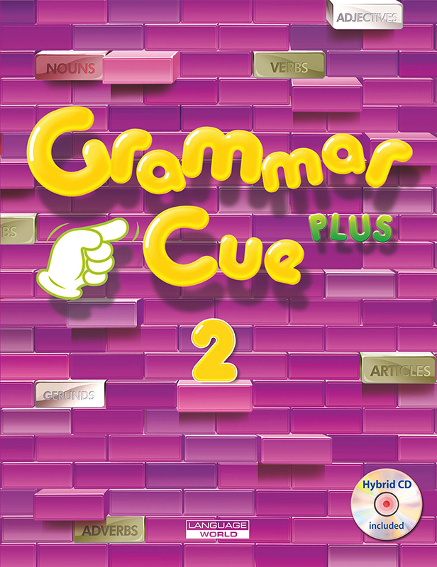 Thumnail : Grammar Cue Plus 2 (B+CD+W)
