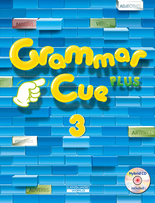 Thumnail : Grammar Cue Plus 3 (B+CD+W)