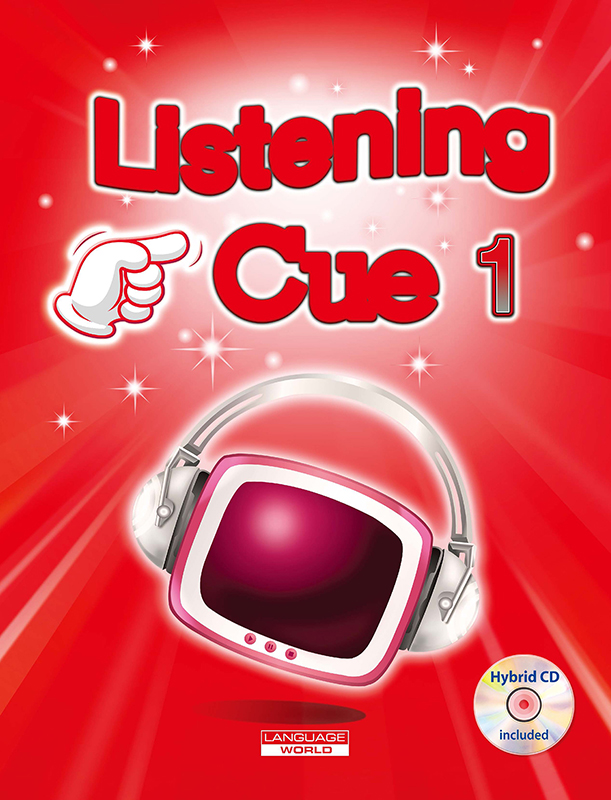 Thumnail : Listening Cue 1 (B+W+CD)