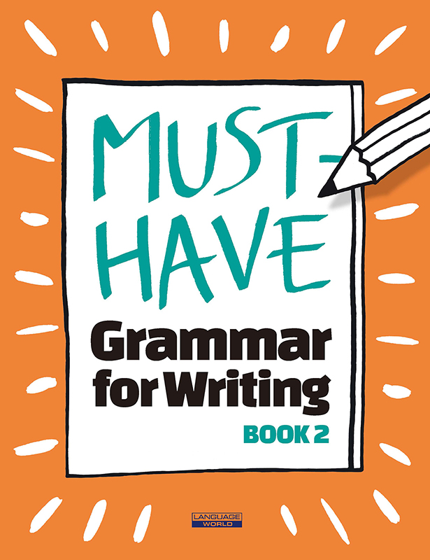 Thumnail : Must-Have Grammar for Writing Book 2