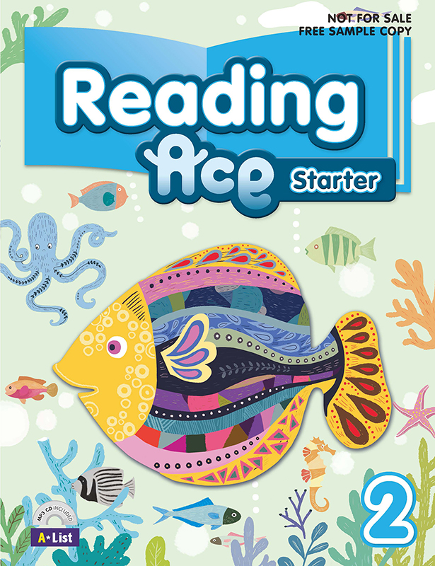 Reading Ace Starter 2 (B+W+MP3 CD+P) 대표이미지