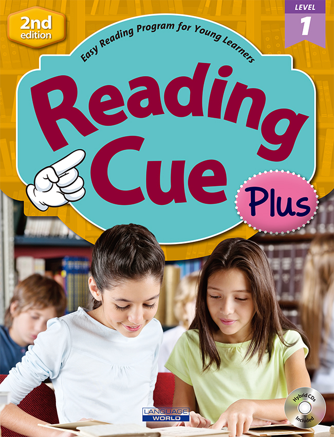 Reading Cue Plus 1 (B+W+CD) New 대표이미지