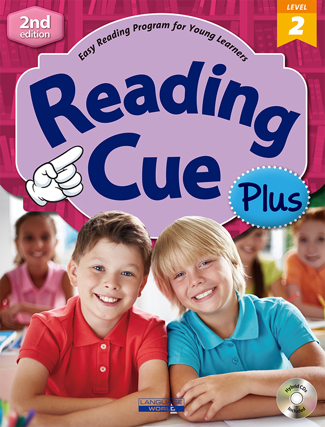Reading Cue Plus 2 (B+W+CD) New 대표이미지