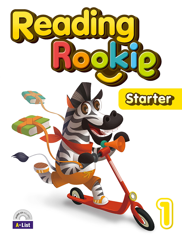 Reading Rookie Starter 1 대표이미지