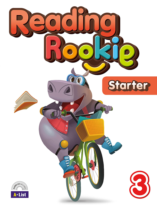 Reading Rookie Starter 3 대표이미지