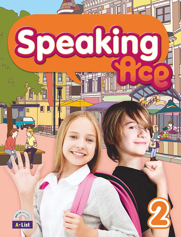 Speaking Ace 2 (B+W+CD) 대표이미지