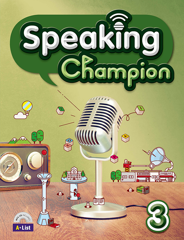 Speaking Champion 3 대표이미지