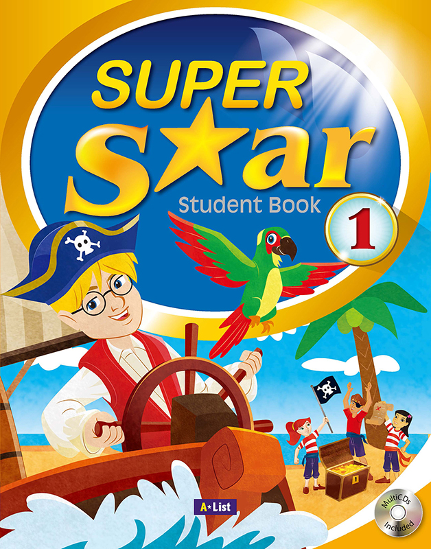 Super Star Student Book 1 대표이미지