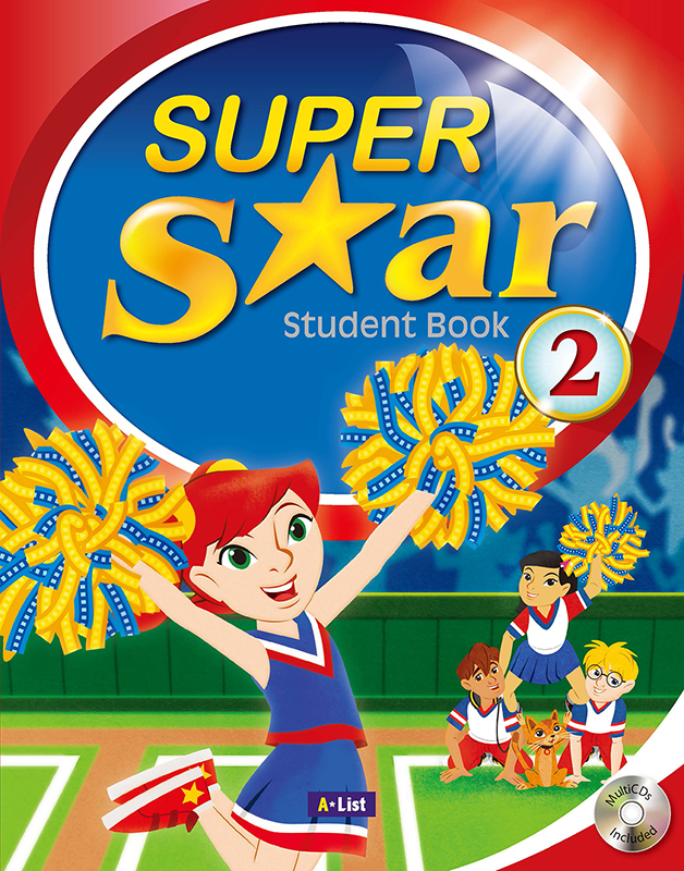 Super Star Student Book 2 대표이미지