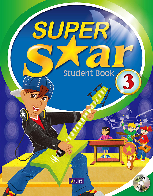 Super Star Student Book 3 대표이미지