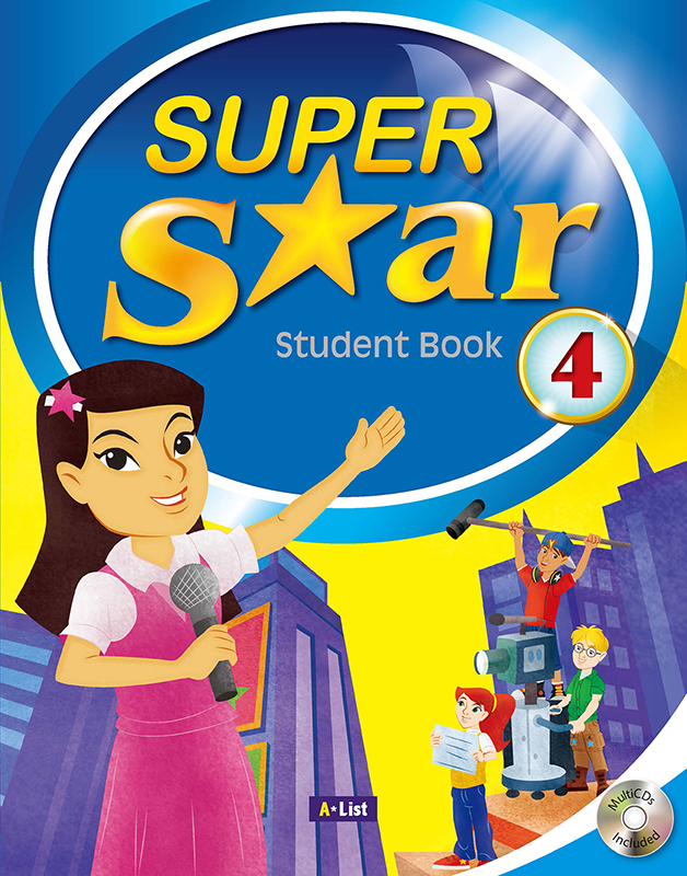 Super Star Student Book 4 대표이미지