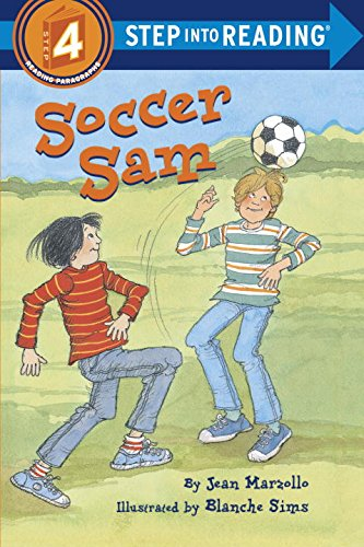 Thumnail : Step into Reading 4 Soccer Sam