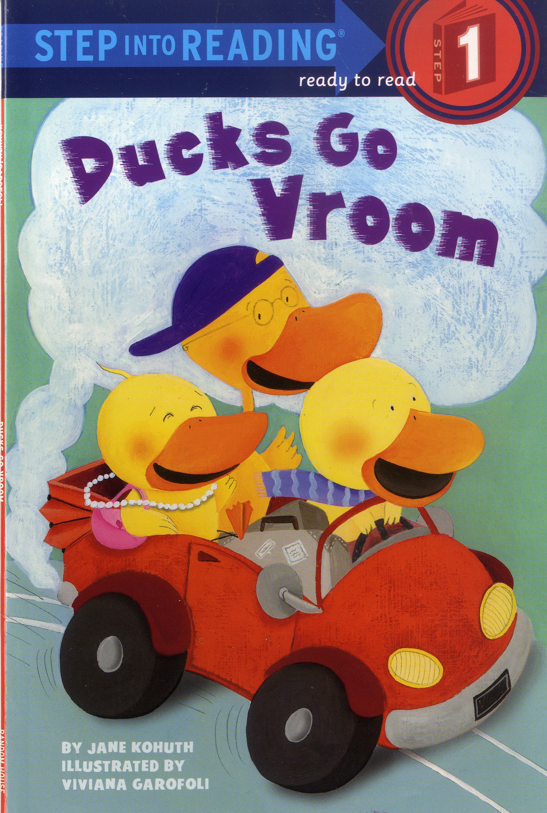 Thumnail : Step into Reading 1 Ducks Go Vroom